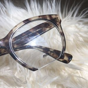 045d504c10e7 Miu Miu Accessories - Miu miu glasses